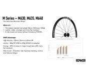 ENVE M635/Chris King MTB Wheelset