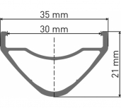 DT Swiss EX 511/Hope Pro 4 MTB Wheelset