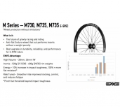 ENVE M730 MTB Wheelset