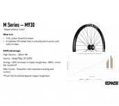 ENVE M930/Chris King MTB Wheelset
